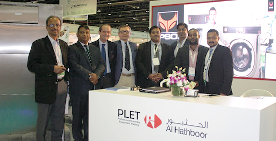 PLET @ Gulf Laundrex 2017